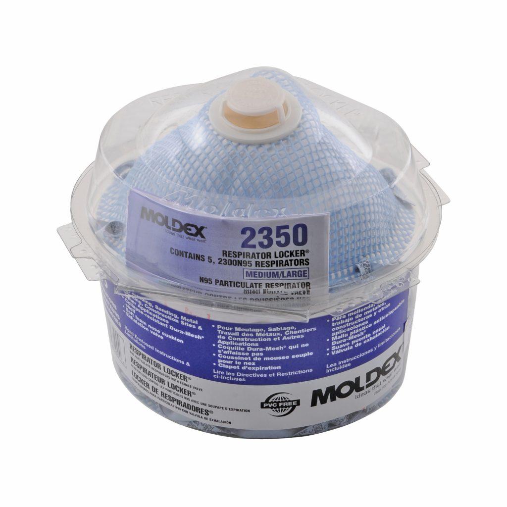 2350 Respirator Lockers