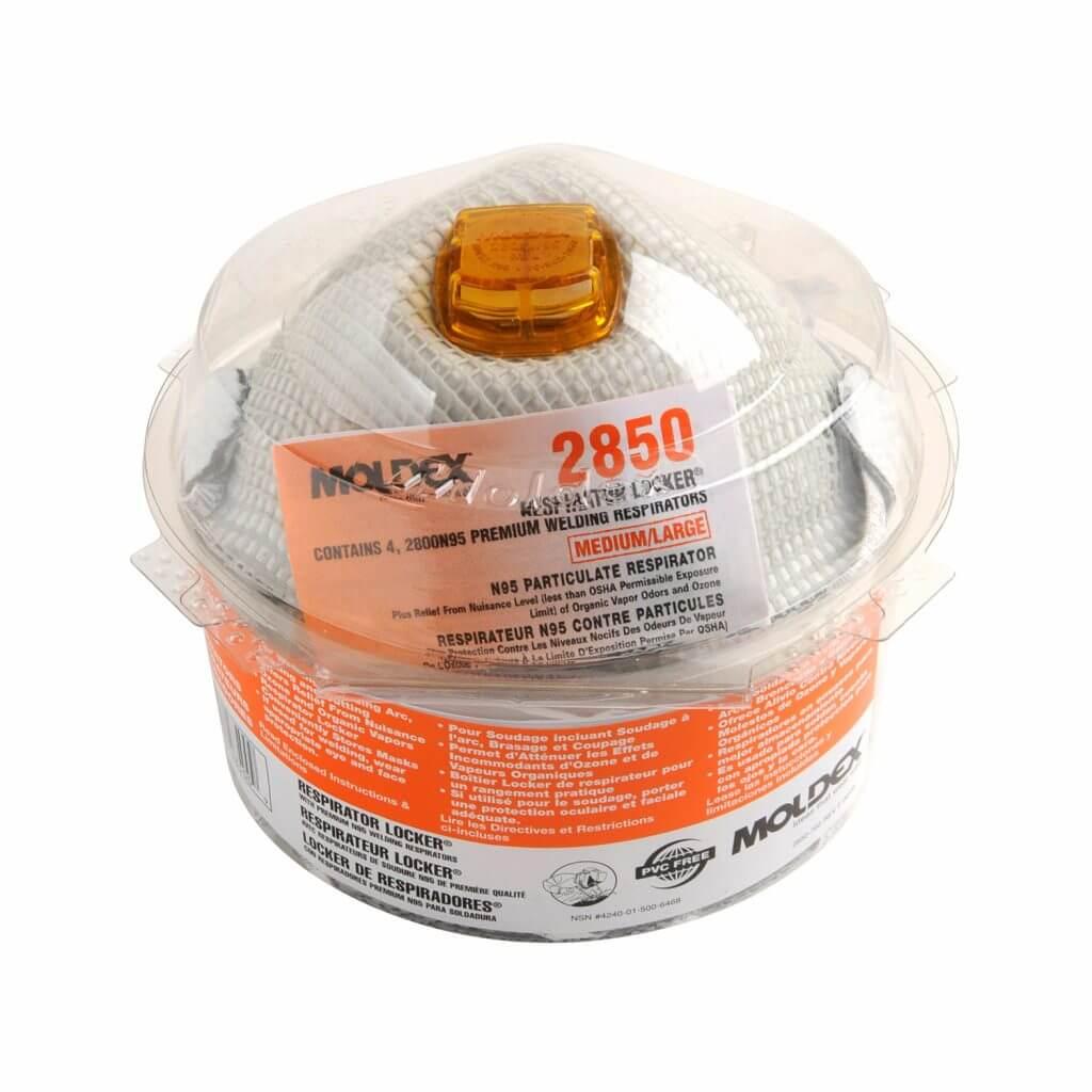 2850 Respirator Lockers