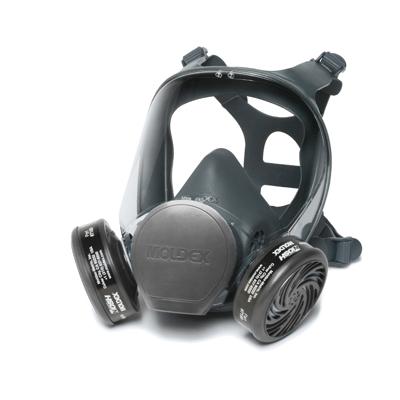 9000 Series Full Face Mask