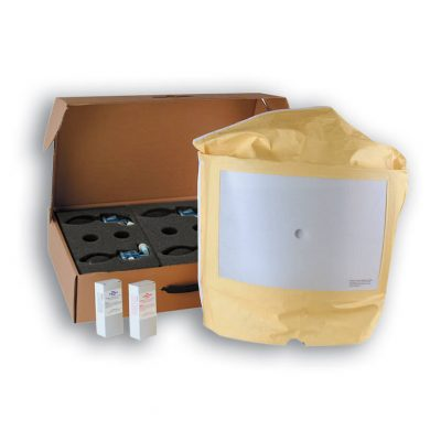 kit necessary for fit-testing on all Moldex reusable respirator face masks