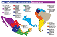 Latin American Territory Managers