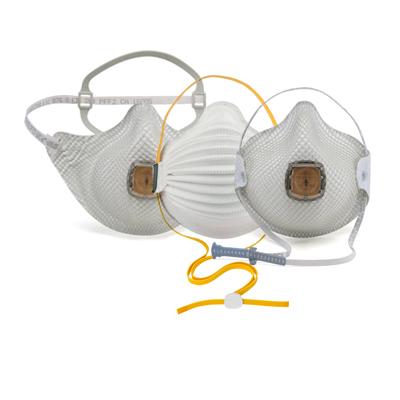 Disposable Respirators By Strap
